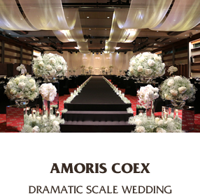 amoris coexDramatic Scale Wedding